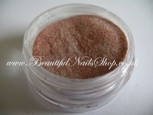Red glitter acrylic powder 4g /046/